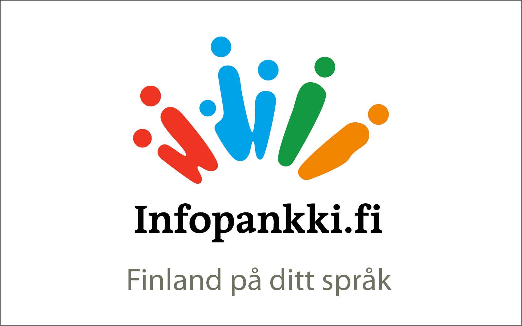 Infopankki.fi - Information om bibliotek på 12 språk