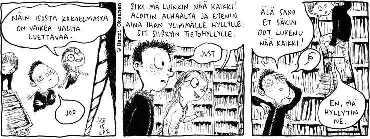 Luonnontilainen kirjasto, osa 2